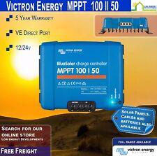 Victron 100V / 50A MPPT - 12V / 24V Solar Charge Controller 100/50 5 Year Wty