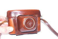 vintage AGFA Silette L camera case | Leather
