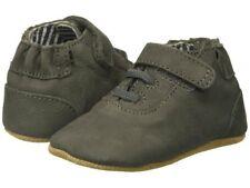 NIB ROBEEZ Shoez Shoes Bootie  George Gray 0-3m 1