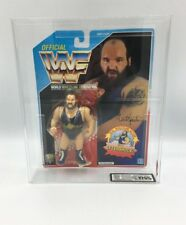 Vintage WWF Hasbro Earthquake, Series 3, 1992 Carded Figure-UKG not AFA