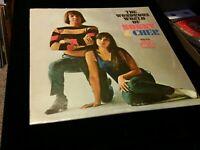 1966 The Wonderous World of Sonny & Cher Mono LP Vintage Vinyl ATCO 33-183