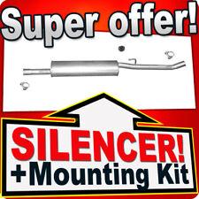 Middle Silencer CITROEN EVASION & JUMPY PEUGEOT EXPERT 2.0 01-06 Exhaust Box NPH