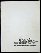Vintage  Walter Hagen Golf Equipment 1979 Sold Though Golf Shops