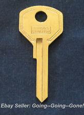 OEM BRIGGS KEY BLANK FORD LINCOLN MERCURY GRV 17 H5 1125H IGN / DOOR 1932-1948