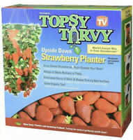 Topsy Turvy~Upside Down Strawberry Planter~Grows up to 15 Quarts