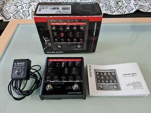 TC Helicon Harmony G-XT, Effektgerät für Stimmen, Voicetone, sgt. Zustand!
