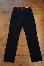 Guess Jeans Black 050 Original Fit Womens size 29 Long High Waist Denim ~NWT