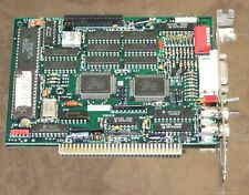 EGA / CGA card works on 8-bit PC XT computer