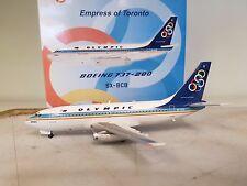 Boeing 737-200 Olympic SX-BCB Ref: IF732032, a die-cast metal model 1/200