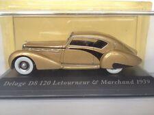 1:43 Delage D8 120 Letourneur Marchand 1939