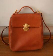 Comtesse Tasche, When Angels Travel Handtasche, Rucksack, Leder, 100 % Original