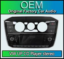 VW UP radio car stereo, Bluetooth Handsfree DAB Radio Media Unit VW MIB2 Entry