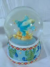 Westland Hip Hopper Globe - Features Frog on Lily Pad - Sample