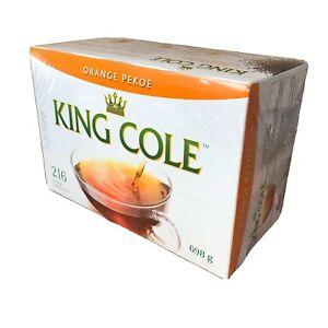 King Cole Orange Pekoe Tea 216 Bags 698g Canada Barbours New Brunswick