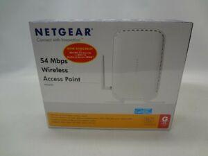 Netgear WG602 54 Mbps Wireless Access Point *New Unused*