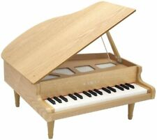 Kawai mini Grand Piano Toys for kids Natural type made in Japan New F/S