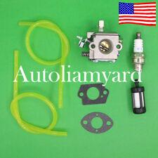 Carburetor For Walbro WA-2-1 Paramount PLT2145 Stihl 031 AV 031AV 030 Chainsaws