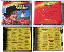 VIVA ESPANA Temperamentvolle Musik aus dem sonnigen Süden . Readers 5-CD-Box TOP