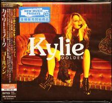 KYLIE MINOGUE-GOLDEN-JAPAN CD E20