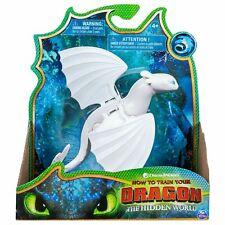 NEW Lightfury How To Train Your Dragon 3 Hidden World Basic Figure Light Fury