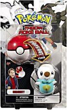 Pokemon Black & White B&W Series 1 Oshawott Throw Poke Ball Plush