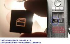 PULSANTI MERCEDES CLASSE A/B W169/245 INTERRUTTORE ALZAVETRO PULSANTE