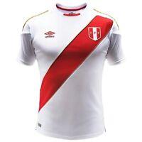 Peru Heim Trikot Gr. S WM 2018 Umbro
