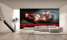 3D Cinema I Wall Mural Photo Wallpaper GIANT DECOR Paper Poster Free Paste