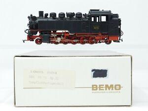 HOm Gauge Bemo 1008 804 DRG Deutsche Reichsbahn Ep. II Steam Locomotive #99 734