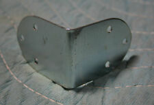 Custom Case Hardware - 6 Hole Heavy Duty Corner Clamp - Zinc - Case Parts