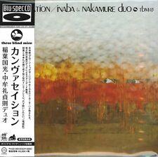 KUNIMITSU INABA & SADANORI NAKAMURE-CONVERSATION-JAPAN MINI LP BLU-SPEC CD F56