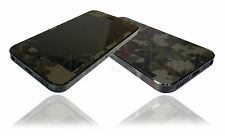Digital Matt Camo Skin For iPhone 5s 5 4s 4 Camouflage Wrap Decal Case