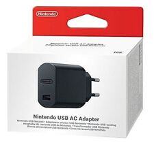 Official Nintendo SNES Classic Mini USB AC Power Adapter EURO PLUG New