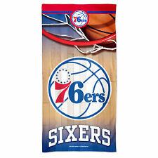 Fanatics Philadelphia 76ers Spectra Beach Towel - 30 x 60in