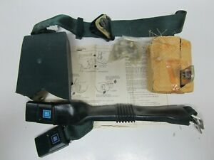 76-77 Chevrolet GMC C/K-Series Dark Green RH Seatbelt Assembly NOS 463696
