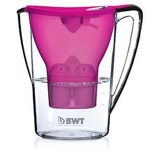 BWT Penguin Tisch-Wasserfilter 2,7 l inkl. 1 Filterkartusche Magnesium Aubergine