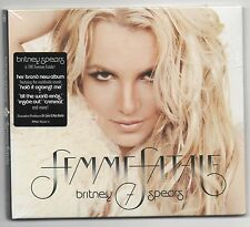 Britney Spears Femme Fatale 2011 CD Till The World Ends
