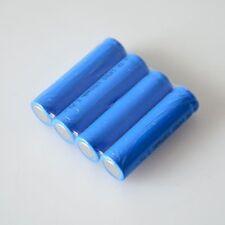 4 Pile Batterie Ricaricabili GH 14500 3600mah 3.7V hsb