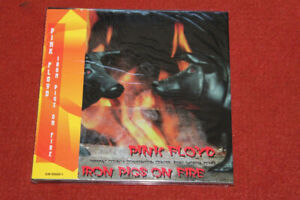 "PINK FLOYD :  ""Iron Pigs On Fire"" (RARE 2 CD)"