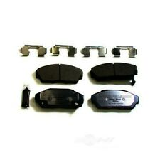 Disc Brake Pad Set-Si Front Autopartsource MF409K2