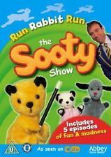 The Sooty Show Run Rabbit Run Region 4 New DVD