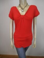 David Lawrence Viscose Short Sleeve Hand-wash Only Tops & Blouses for Women