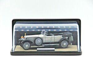 Franklin Mint 1/32 Scale 1925 Rolls Royce Silver Ghost Tourer in Case (AP157R)