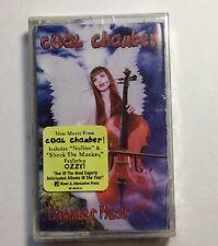 Coal Chamber Chamber Music Sealed Cassette 1999 Roadrunner Records Nu Metal