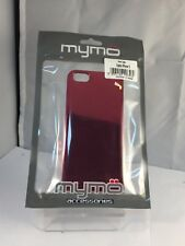 Brand New - Apple iPhone 5 5s 5c - Red - Mobile Phone - Metal Back Case