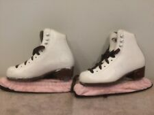 Riedell Size 3 Model 21Wide Ice Skates Great Condition Women's Ladies Girls