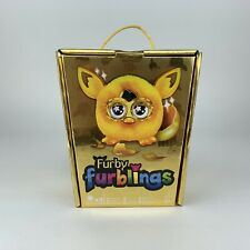 Furby Furbling Gold Limited Edition Electronic Creature Plush Rare Retired VGC