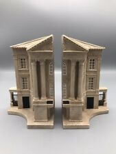 Timothy Richards The Tyl Theatre Prague Plaster Architectural Model Bookends