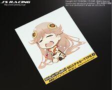 J's Racing Shizuki Project Shizuki Project SD Sticker TYPE-3- SPS-SD1-3