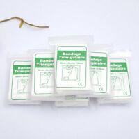 Medical Triangular First aid bandage Fracture Fixation Emergency Bandage oj
